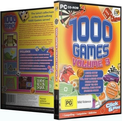 1000 Games Volume 3
