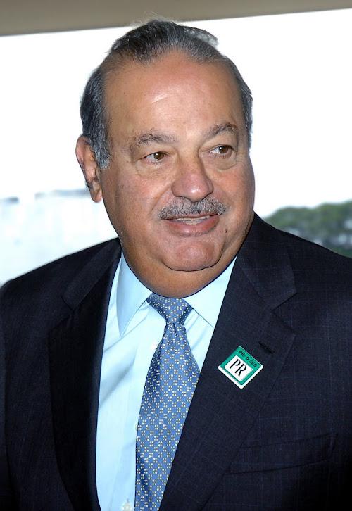 Carlos Slim 74 miliar dolar AS
