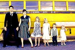The Huntsman Family
