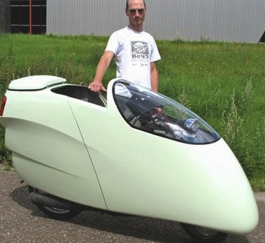 aerodynamic co2 cars. So getting older cars and