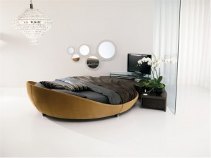 Modern Contemporary Round Beds for Bedroom Decorating Ideas 4 ...