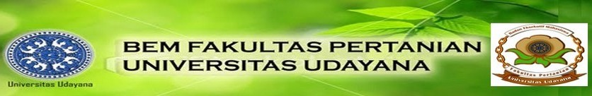 BEM FAKULTAS PERTANIAN UNIVERSITAS UDAYANA