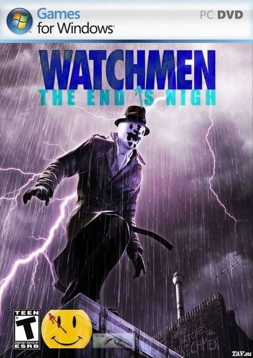 Watchmen the end is nigh part 2 cpy