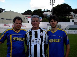 Tché, Vô Lotinho e Caetano