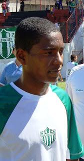 Carpegiane - fez o primeiro da Esportiva no Campeonato