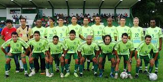 Palmeirinha F. C - Finalista
