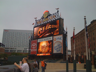 Baltimore Orioles' Camden Yards