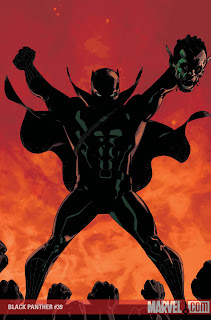 Black Panther #39 cover