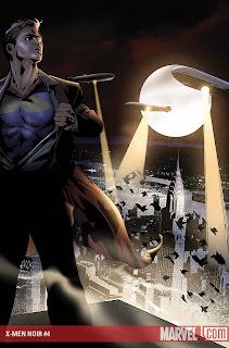 X-Men Noir #4 cover