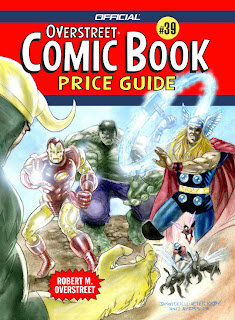 Overstreet Comic Book Price Guide cover
