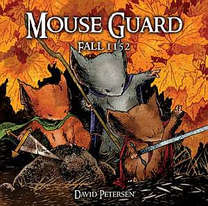 Mouse Guard: Fall 1152 cover
