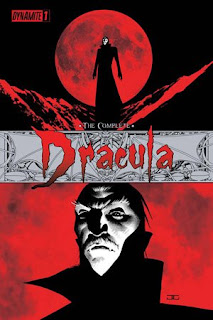 The Complete Dracula cover