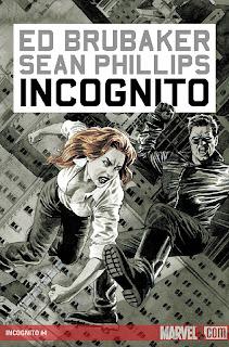Incognito #4 cover
