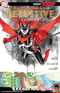 Detective Comics: Elegy cover