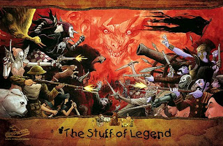 The Stuff of Legend art