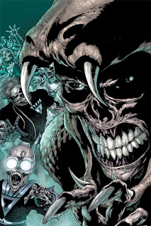 Blackest Night #4 cover