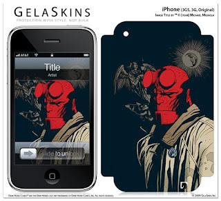 Hellboy GelaSkins