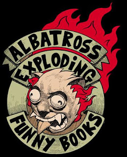 Albatross Exploding Funny Books
