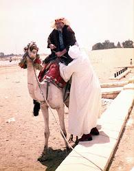 Don Rides a Camel