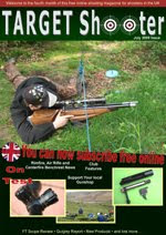 TARGET SHOOTER E-MAGAZINE