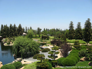 Los Angeles Attractions VAN NUYS JAPANESE GARDEN