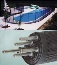 Residential Product Standout: Removable Pool Safe fence from Child Guard