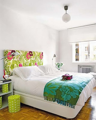 Colorful and Charming Interior Design from Mi Casa Revista