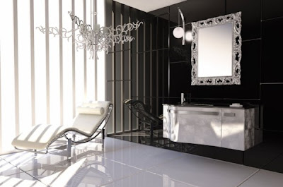 Opulent Bathroom Collection from Duebi Italia