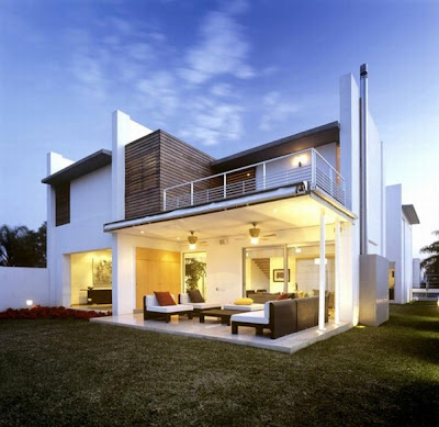 Family House in Guadalajara- Amazing Architecture and Interior  Design