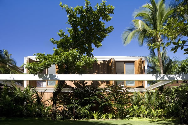 Sanctuary House Stunning personal of Brazil