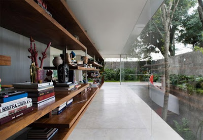 The Exotic Villa an Exquisite Elegant Environment in Sao Paulo