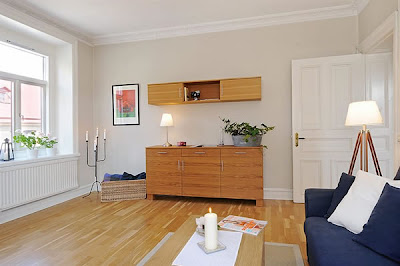 Swedish Apartment Renovated With Modern Interiors