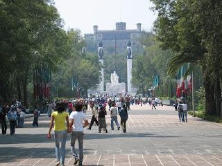 El Bosque de Chapultepec (Chapultepec Park)