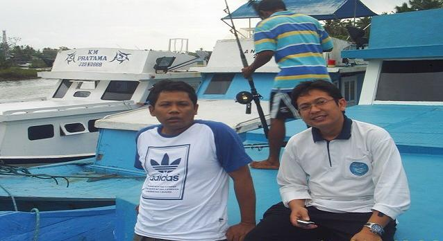 SENENG MANCING Fun Fishing Team