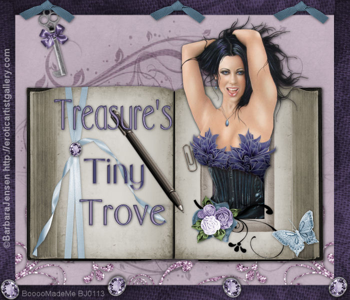 Treasure's Tiny Trove