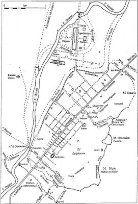 Antiochepedia = Musings Upon Ancient Antioch: The Uggeri Map