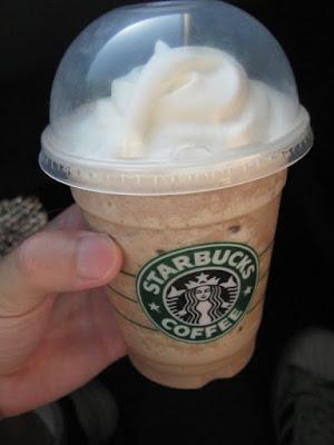 Starbuck Mocha Frappuccino