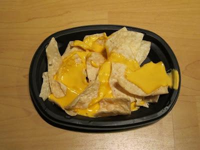 Taco Bell Cheesy Nachos