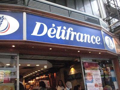 Delifrance signage