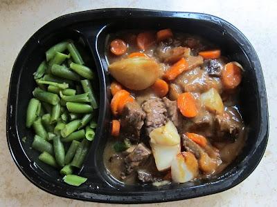 Marie Callender's Pot Roast cooked