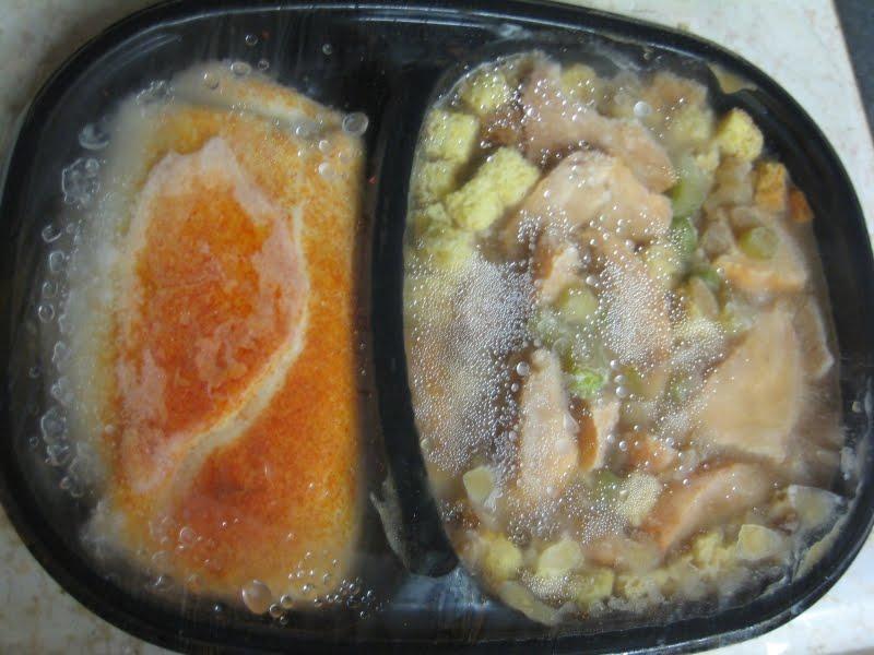 Frozen Friday: Stouffer's - Roast Turkey Breast   Brand Eating