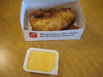 3-piece Chick-fil-A Chick-n-Strips