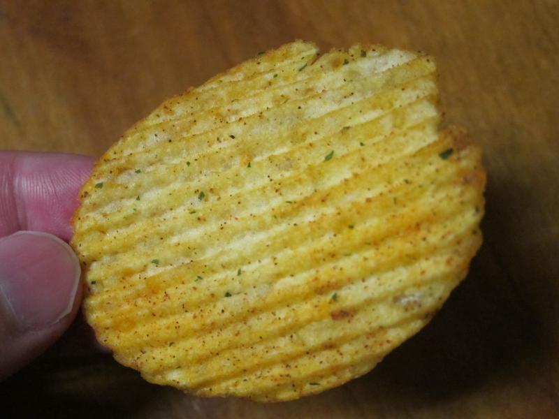 Ruffles Potato Chips Vote