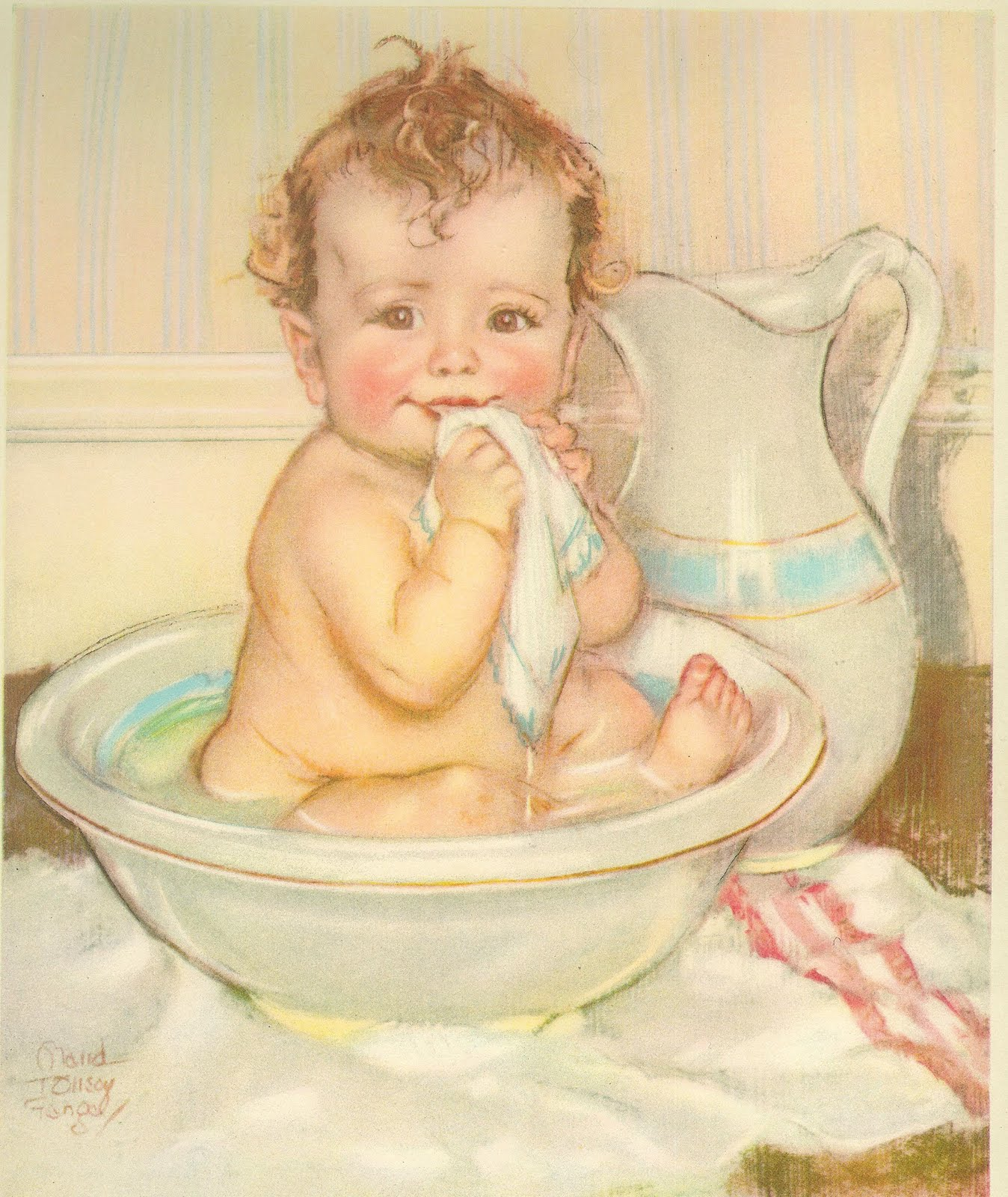 Vintage children images to share