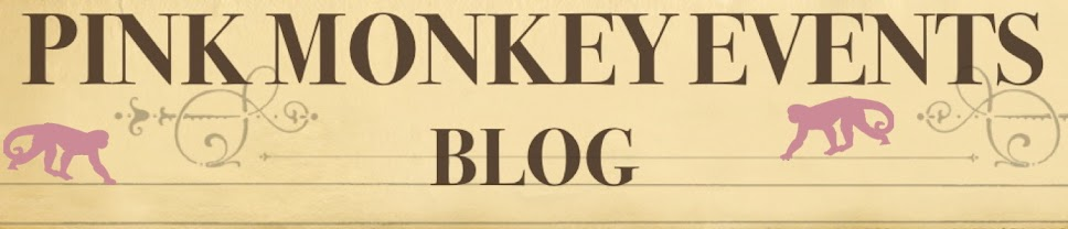PINK MONKEY EVENTS BLOG