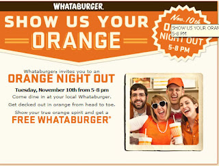 Whataburger coupon code