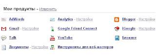 добавляемся в панель Гугл веб-мастер
