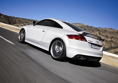 Audi TT RS test drive