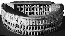 Model of Marcellus Theatre, Rome