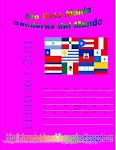 5to Reto Manía Banderas del Mundo